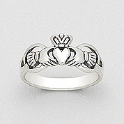 Ring Claddagh 57-767-79