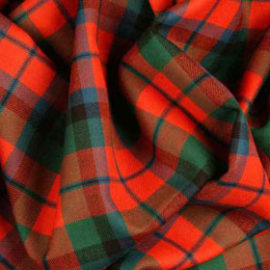 Tartan by the Yard
