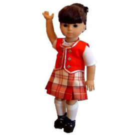 dance doll highland