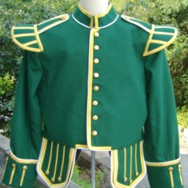doublet green-gold