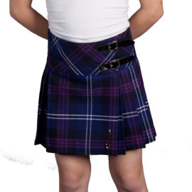 Girls Billie Kilt Heritage of Scotland