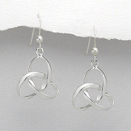 Earrings Rounded Trinity 57-767-348