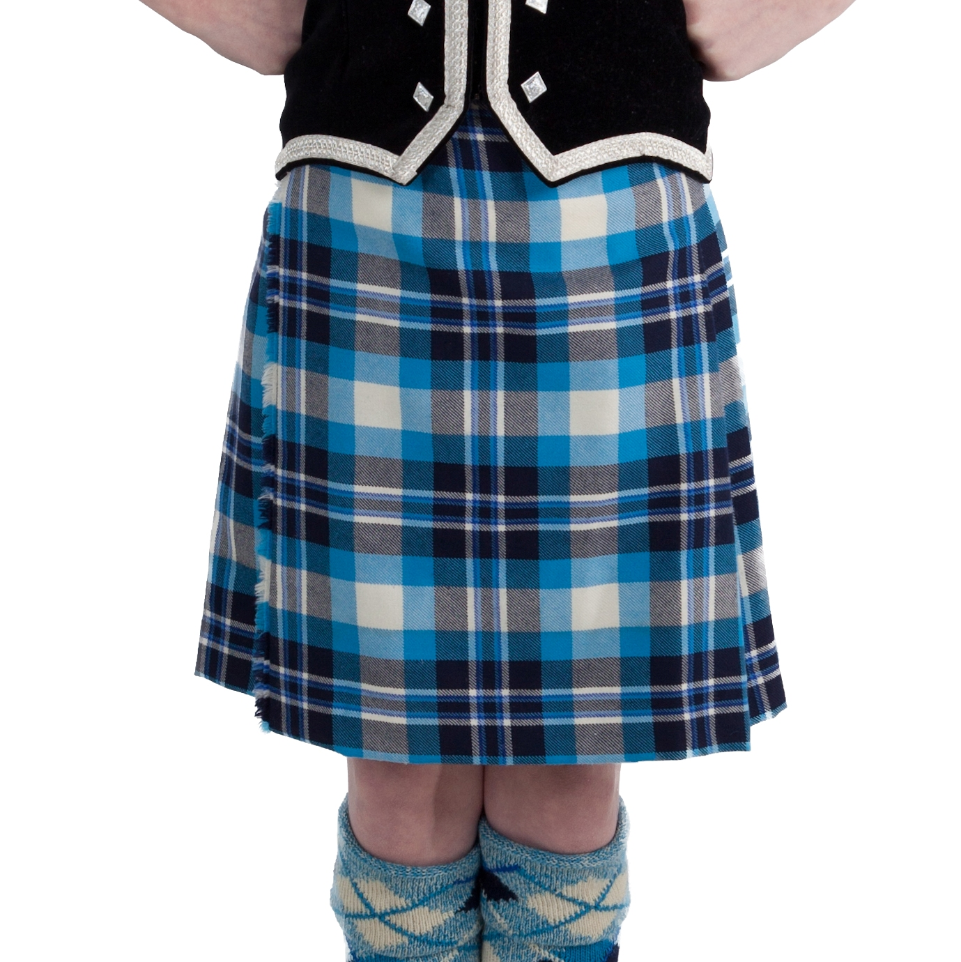 876f63fb06bb Custom Kilt - 11oz Dance Dress Tartan DC Dalgliesh - Celtic Corner Store