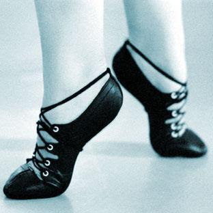 Billy Forsyth Scottish Dancing Shoes