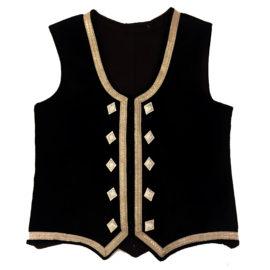 Vest Black 26
